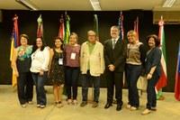 Sucesso no final dos encontros de EaD e Internacionalização
